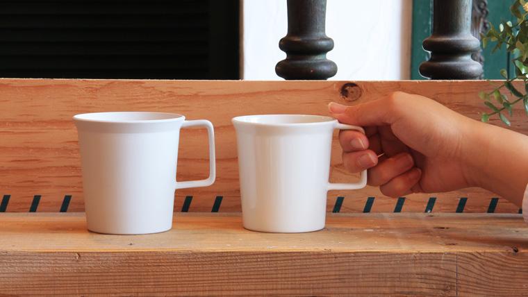 1616 / arita japan TYマグカップ ハンドル  画像8