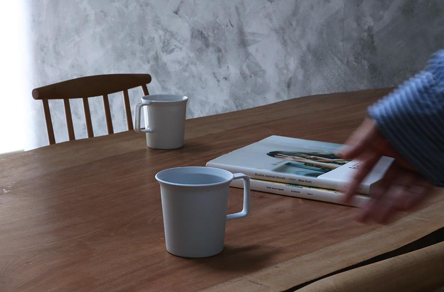 1616 / arita japan TYマグカップ ハンドル  画像6