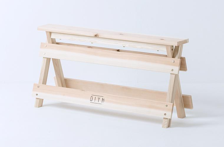 DIYM bench 画像1
