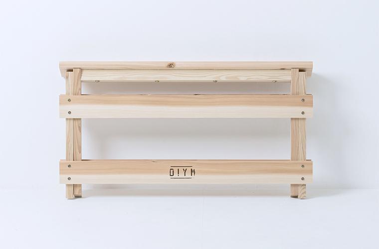 DIYM bench  画像2