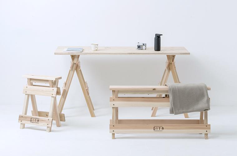 DIYM bench  画像3