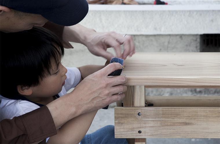 DIYM bench  画像6