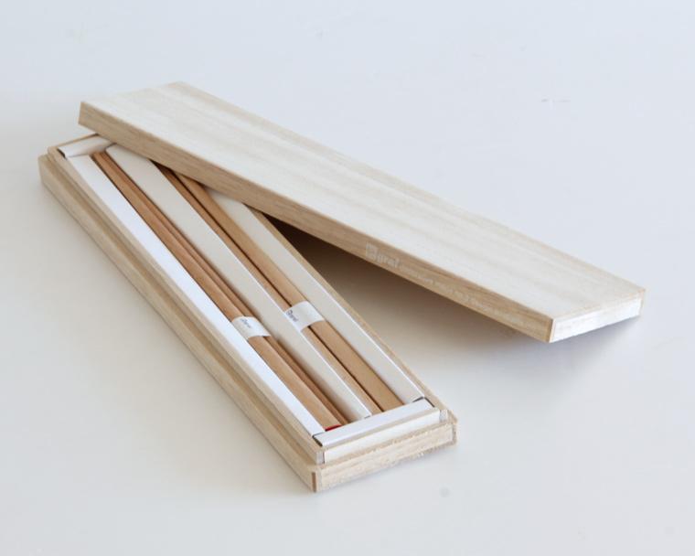 graf 三角箸