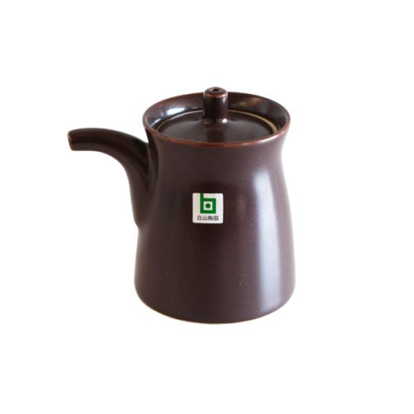 G型 しょうゆ差し 茶