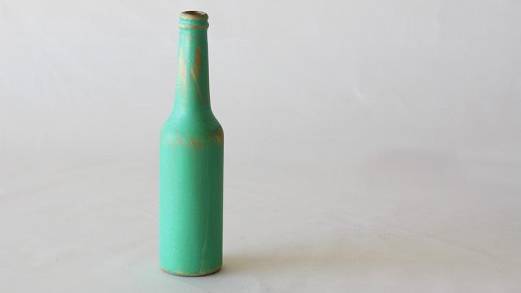 ベース 瓶 グリーン 画像1