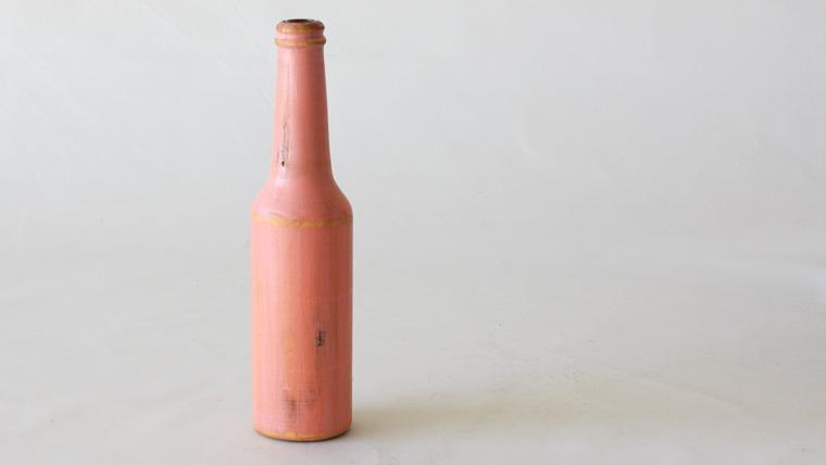 ベース 瓶 ピンク 画像1
