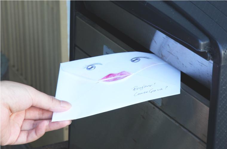 くちびる封筒 画像4