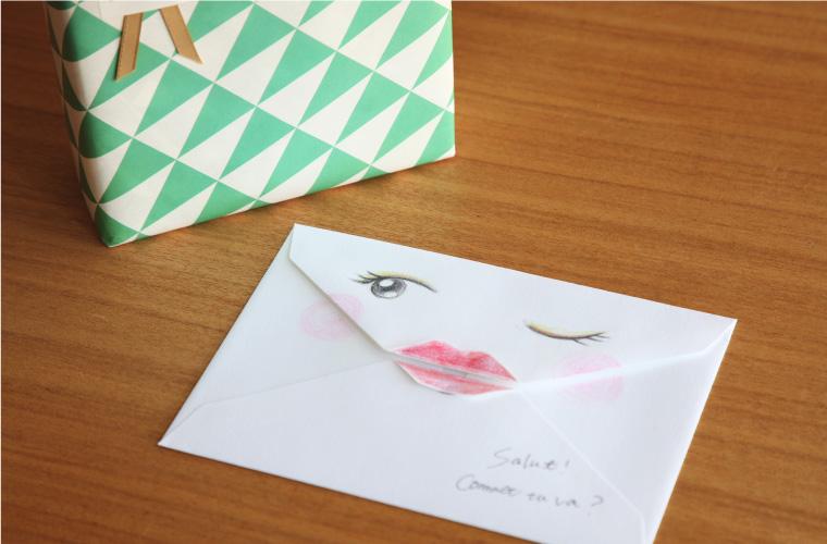 くちびる封筒 画像5