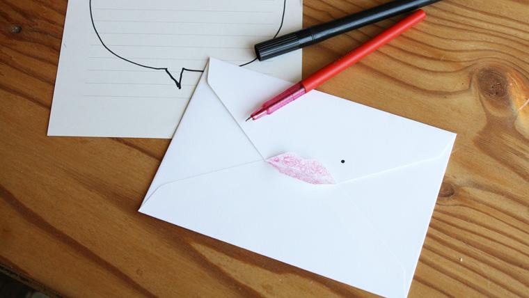 くちびる封筒 画像1