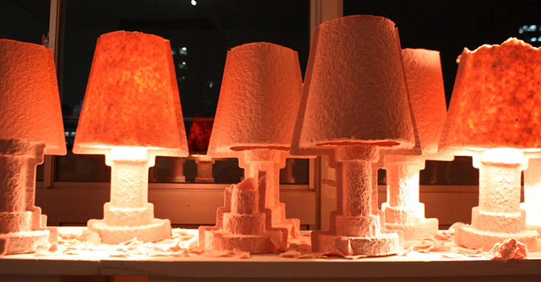 Tearable Lamp 画像1